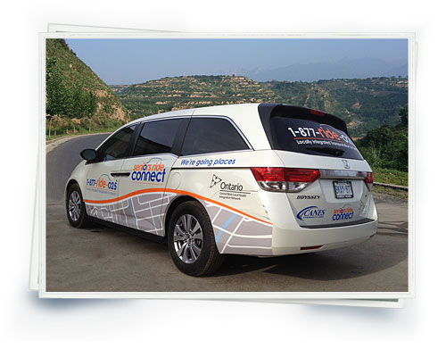 vehicle Wrap - Continental decal ltd